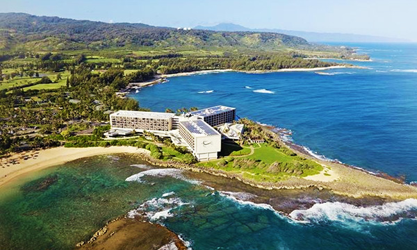タートルベイリゾート Turtle Bay Resort