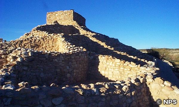 トゥジグート国立モニュメント Tuzigoot National Monument