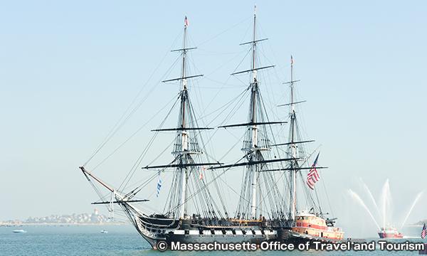 コンスティテューション号 USS Constitution