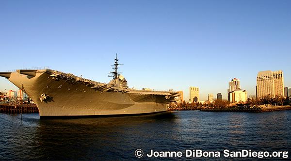 USS ミッドウエイ博物館