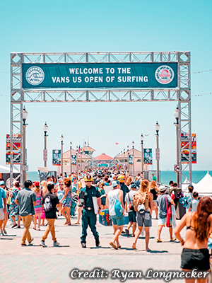 Vans USオープン・オブ・サーフィン Vans US Open of Surfing