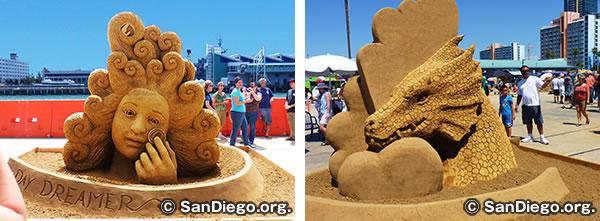 U.S. サンド スカルプティング チャレンジ U.S. Sand Sculpting Challenge