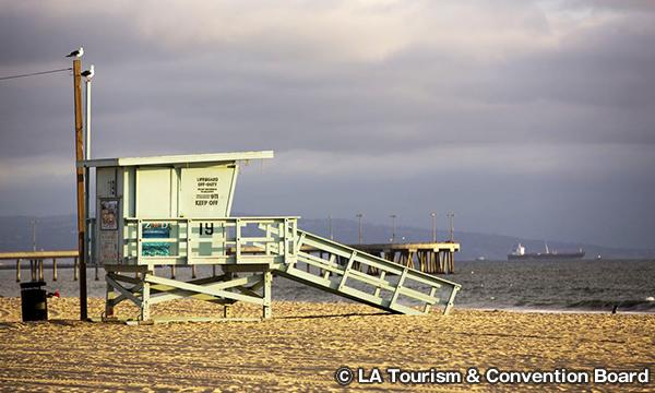 ベニスビーチ Venice Beach