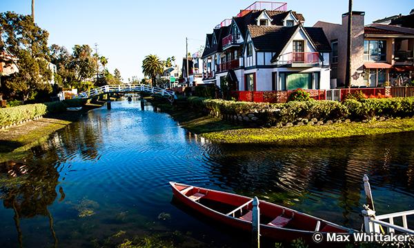 ベニスカナル Venice Canals