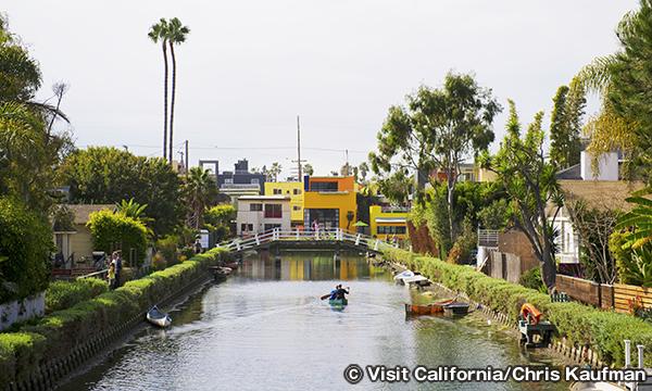 ベニス カナル Venice Canals