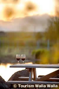 ワシントン州ワインカントリー