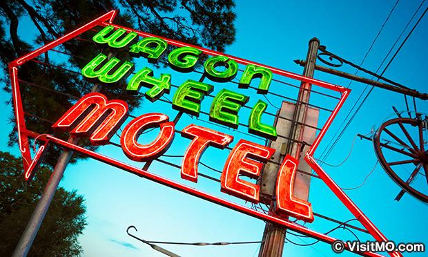 ワゴン ホイール モーテル Wagon Wheel Motel