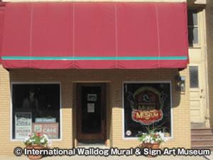インターナショナル ウォールドッグ ミューラル & サイン アート ミュージアム