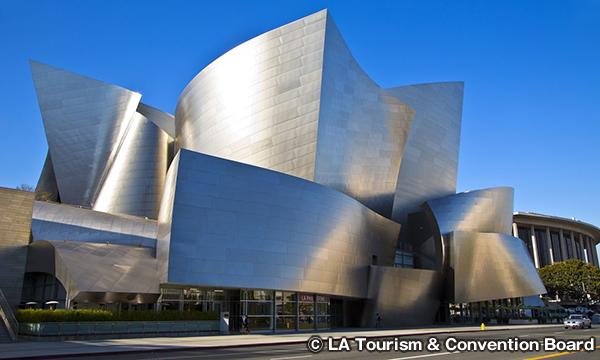 ウォルト・ディズニー・コンサートホール Walt Disney Concert Hall