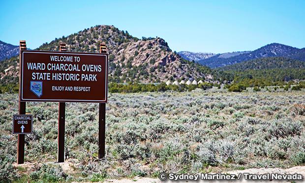 ワード・チャコール・オーブンズ州立歴史公園 Ward Charcoal Ovens State Historic Park