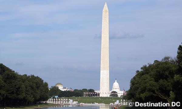ワシントン記念塔 Washington Monument