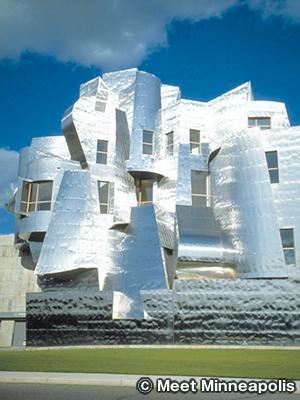 ワイズマン美術館 Weisman Art Museum