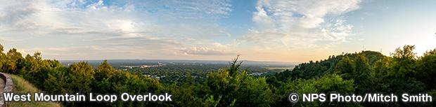 West Mountain Loop Overlook