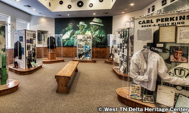 ウエスト・テネシー音楽博物館 West Tennessee Music Museum