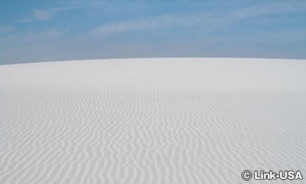 ホワイトサンズ国立モニュメント White Sands National Monument