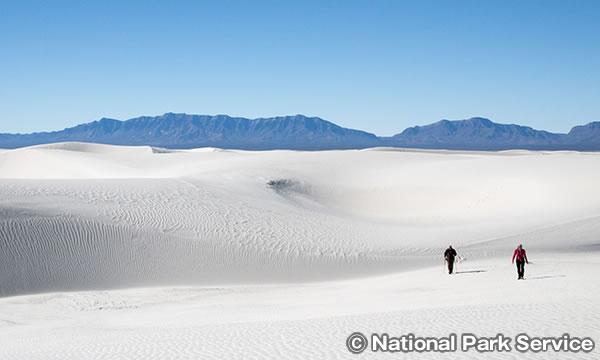 ホワイトサンズ国立モニュメント