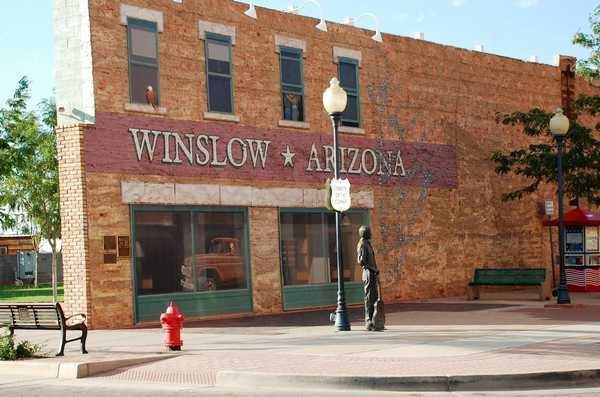ウィンズロー Winslow