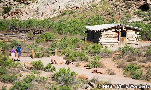 ウォルフ・ランチ Wolfe Ranch