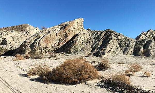 さらに続く砂漠ツアー
