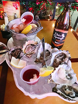 Ruben and Ozzy's Oysterbar