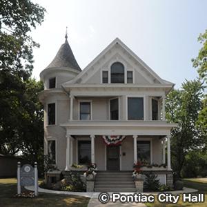 キャサリン ヨスト ハウス ミュージアム Catherine Yost House Museum