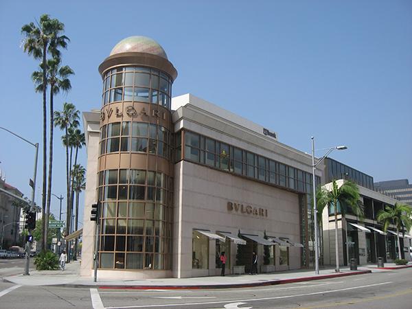 ビバリーヒルズ Beverly Hills アメリカ 旅行