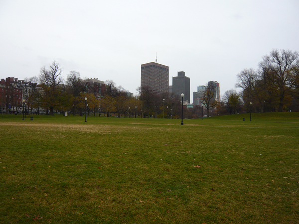 ボストンコモン