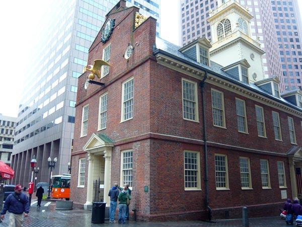 旧州議事堂
