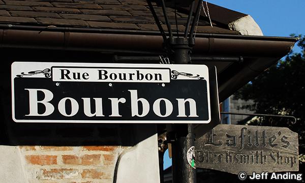 バーボン・ストリート Bourbon St