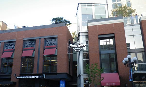 ハード ロック ホテル サンディエゴ