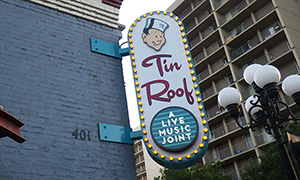 "Tin Roof ""A Live Music Joint"""