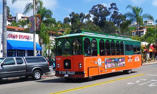 オールドタウン トロリーツアーズ Old Town Trolley Tours