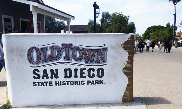 オールドタウン サンディエゴ 州立歴史公園