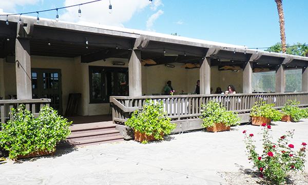 Rose Garden Terrace