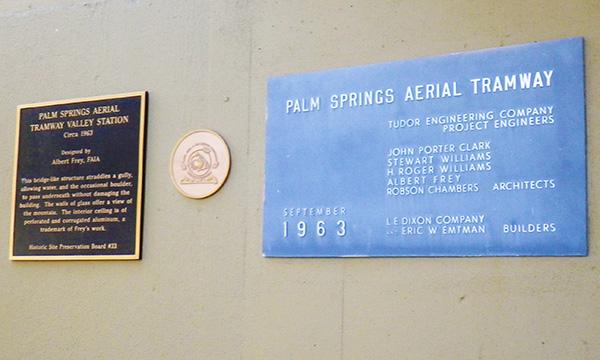 パームスプリングス・エリアル・トラムウェイ Palm Springs Aerial Tramway