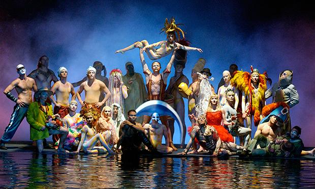 シルク・ドゥ・ソレイユ Cirque du Soleil