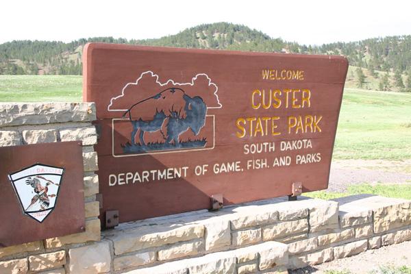 カスター州立公園