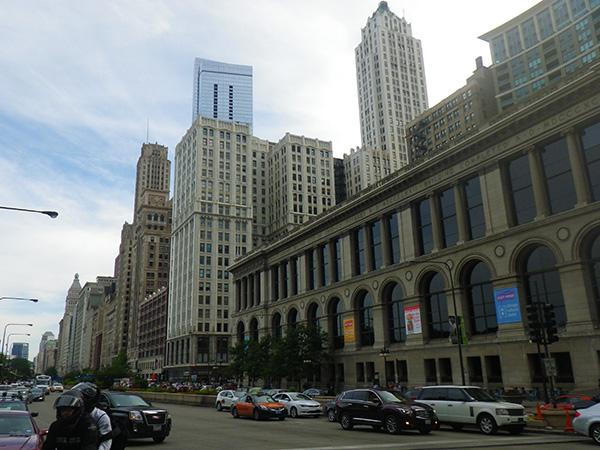 ザ・ループ シカゴのダウンタウン