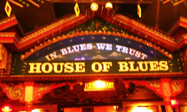 ハウス オブ ブルース シカゴ