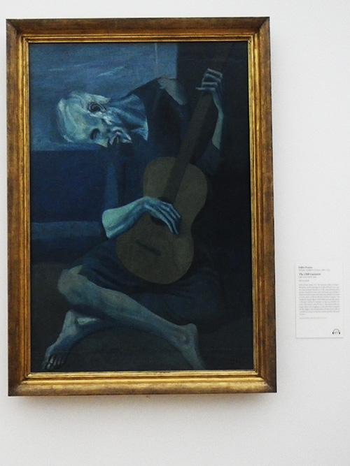 老いたるギター弾き