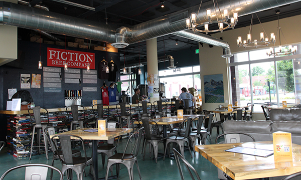 Fiction Beer Company