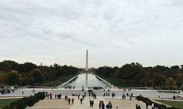 ワシントンD.C. アメリカの首都