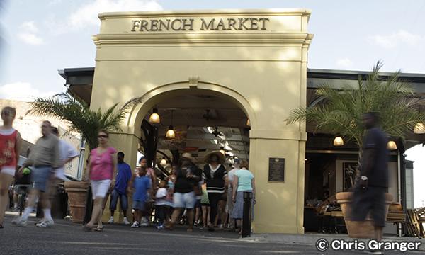 フレンチマーケット