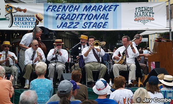 フレンチ・クオーター・フェスティバル French Quarter Festival
