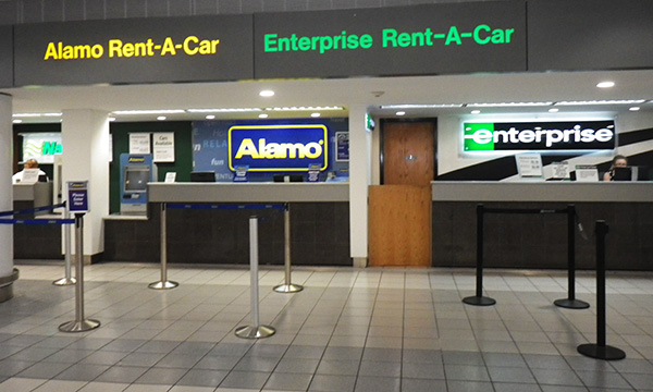 ランバート・セントルイス国際空港