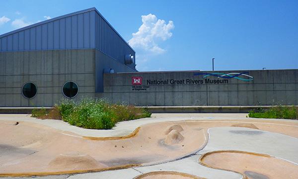 グレート リバー ロード イリノイ 2016 国立グレート・リバー博物館