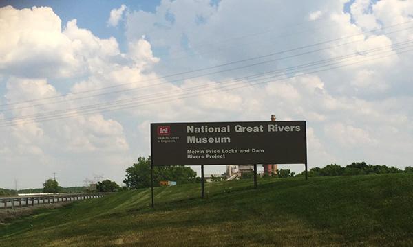 国立グレート・リバー博物館 National Great Rivers Museum