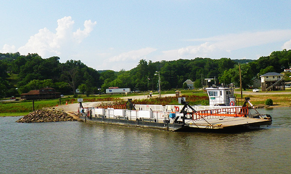 Grafton Ferry