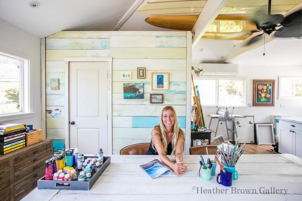 ヘザー ブラウン Heather Brown