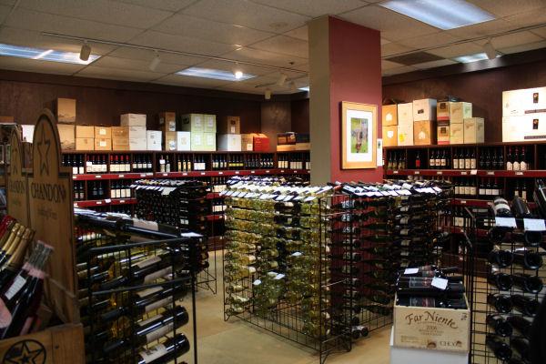 ワインショップやお土産屋さん